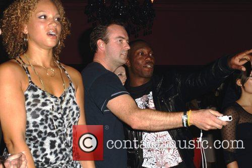 Angela Griffin, Dizzee Rascal and Wii 7