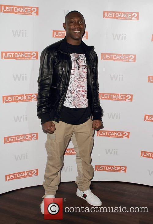Dizzee Rascal The launch party for 'Just Dance...