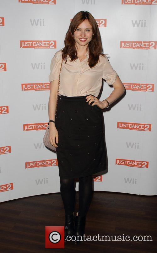 Sophie Ellis Bextor The launch party for 'Just...
