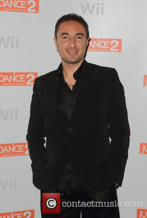 The launch party for 'Just Dance 2' for...