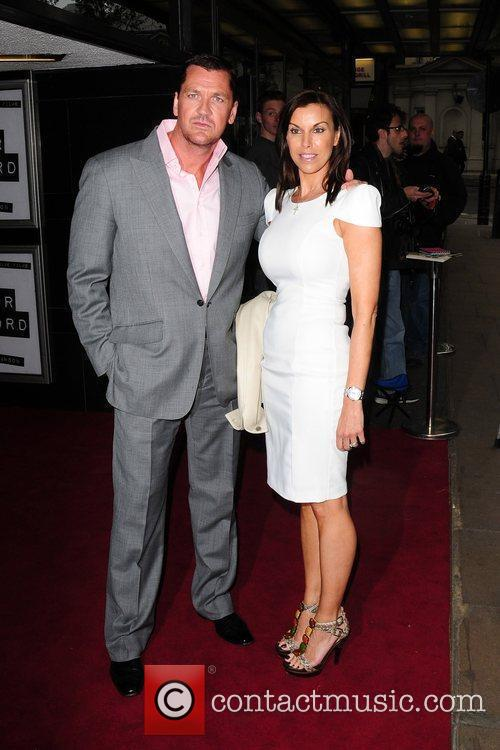 Craig Fairbrass Screening of 'Just for the Record'...