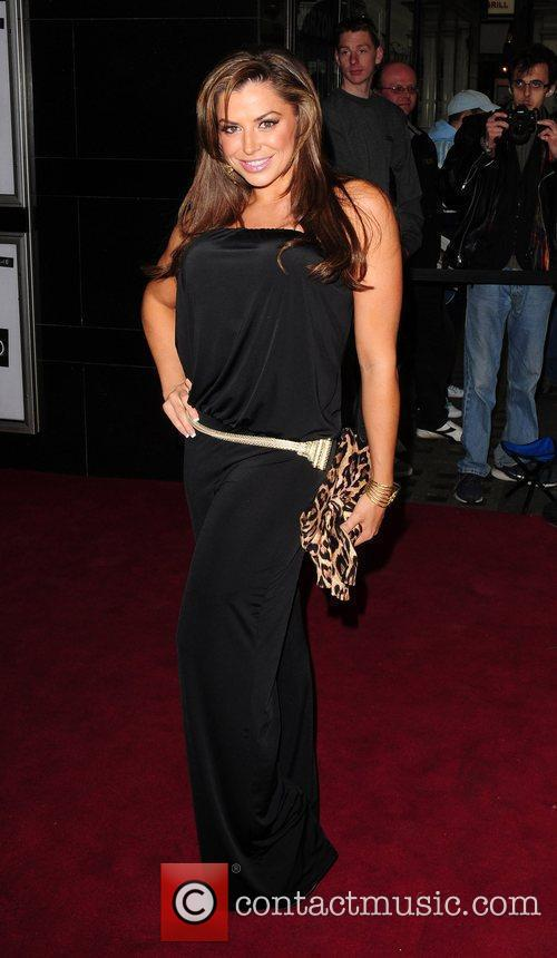 Louise Glover Screening of 'Just for the Record'...