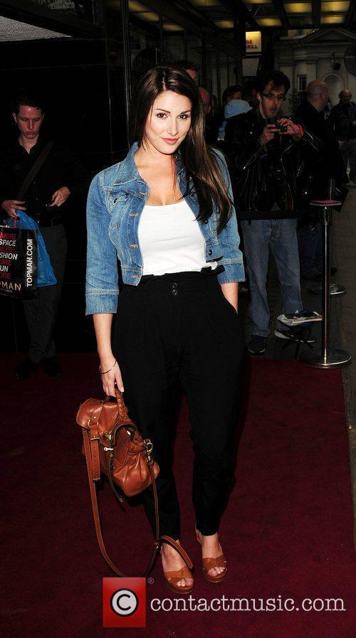 Lucy Pinder Screening of 'Just for the Record'...