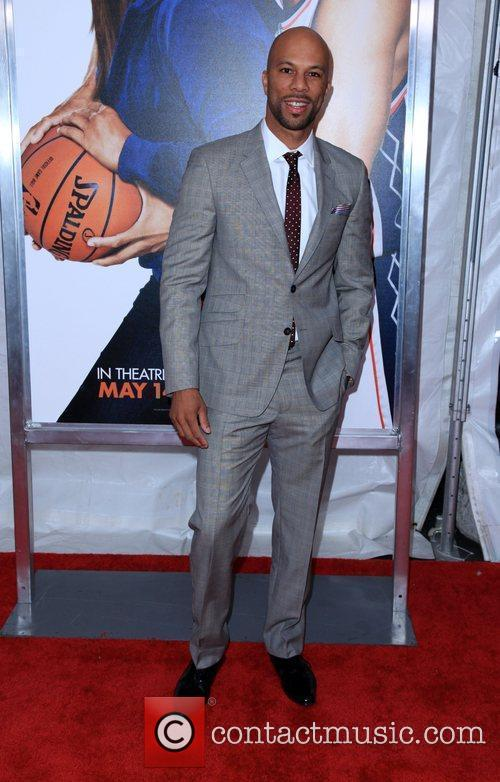 The premiere of 'Just Wright' held at the...