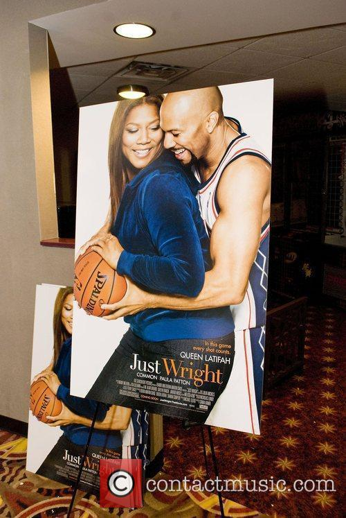 Atmosphere The Chicago Premier of 'Just Wright' held...