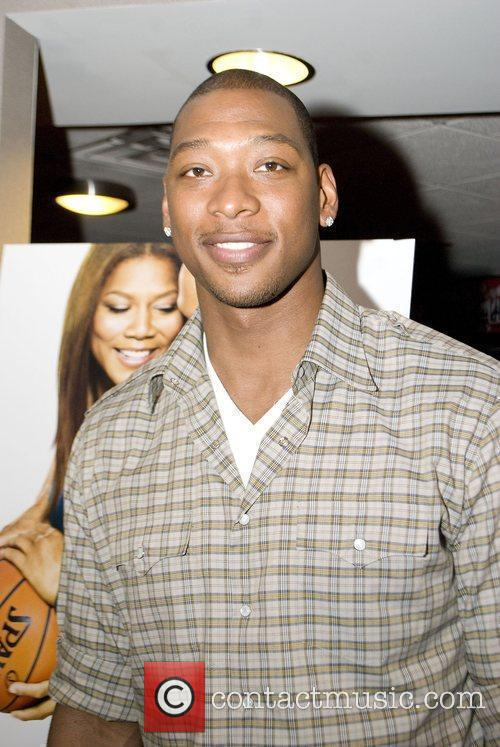 Bobby Simmons The Chicago Premier of 'Just Wright'...