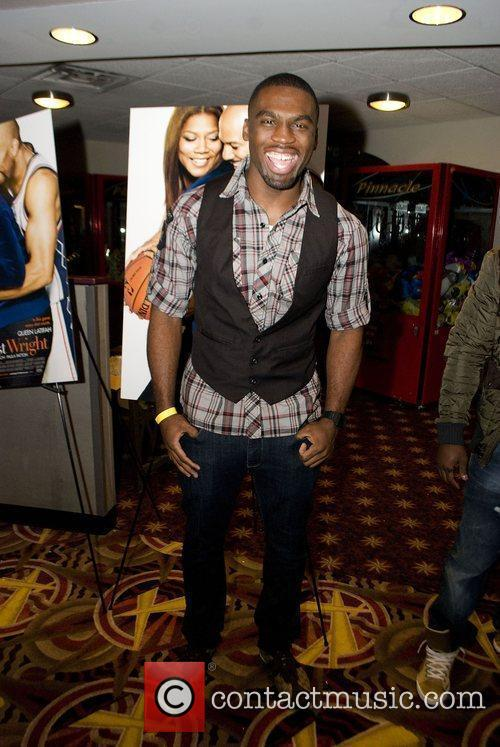 The Chicago Premier of 'Just Wright' held at...