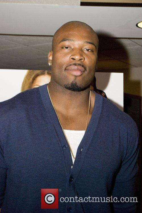 Israel Idonije The Chicago Premier of 'Just Wright'...