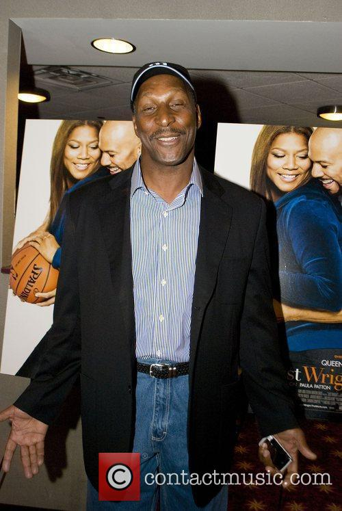 Otis Wilson The Chicago Premier of 'Just Wright'...