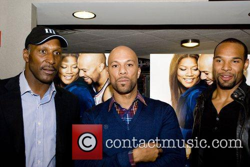 Otis Wilson, Common and Guest The Chicago Premier...