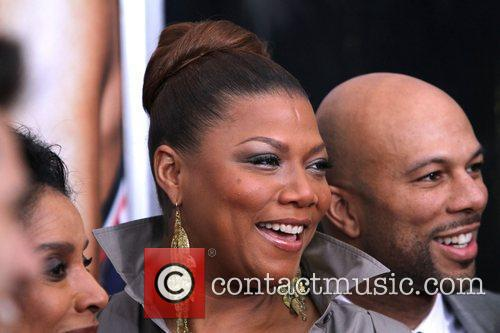 Queen Latifah and Queen 19