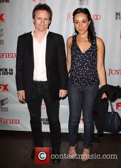 Damon Herriman and guest FX's Justified - Los...
