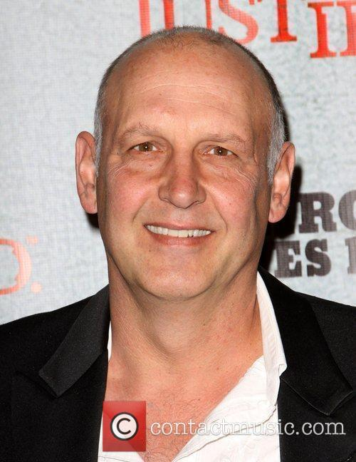 Nick Searcy FX's Justified - Los Angeles Premiere...
