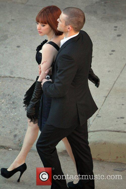 Justin Timberlake and Amanda Seyfried 37