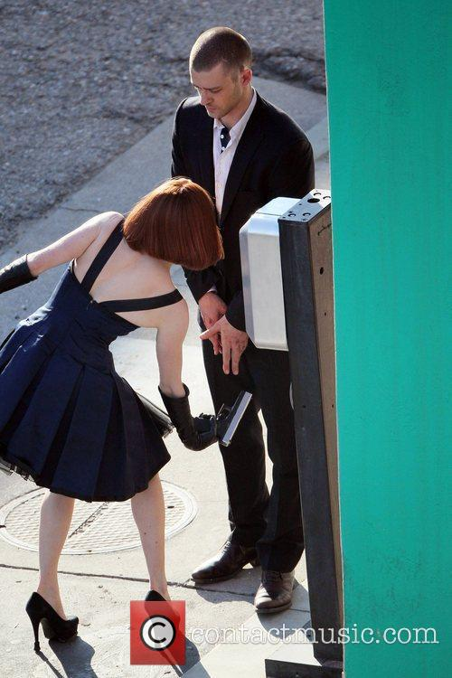 Justin Timberlake and Amanda Seyfried 32