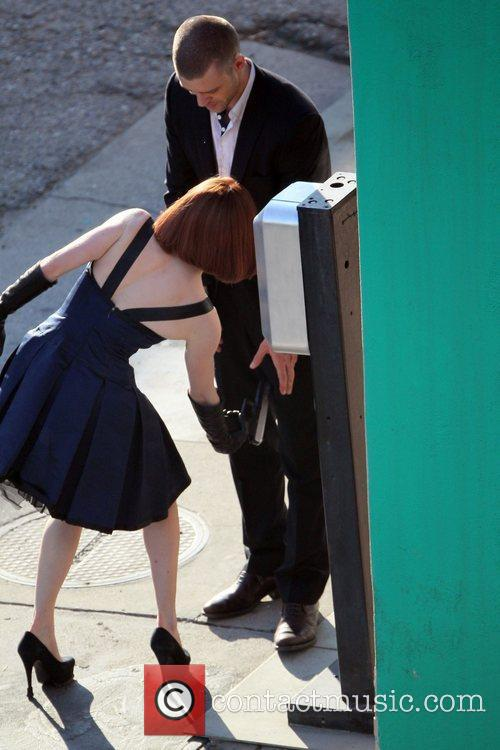 Justin Timberlake and Amanda Seyfried 14