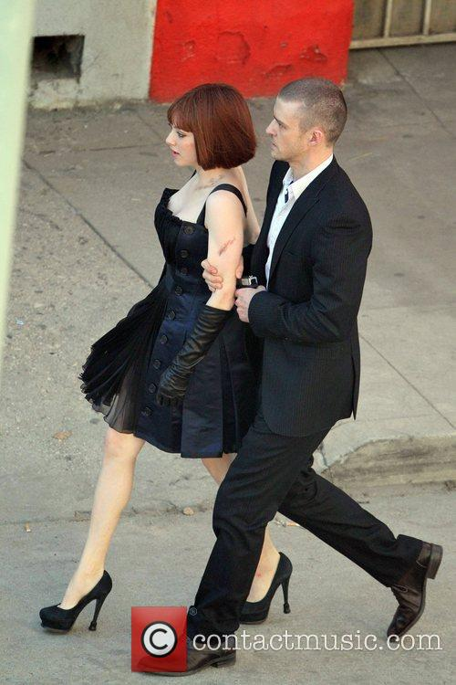Justin Timberlake and Amanda Seyfried 39