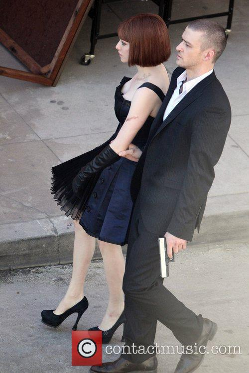 Justin Timberlake and Amanda Seyfried 16