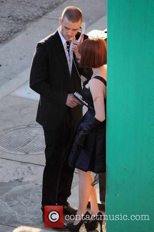 Justin Timberlake and Amanda Seyfried 30