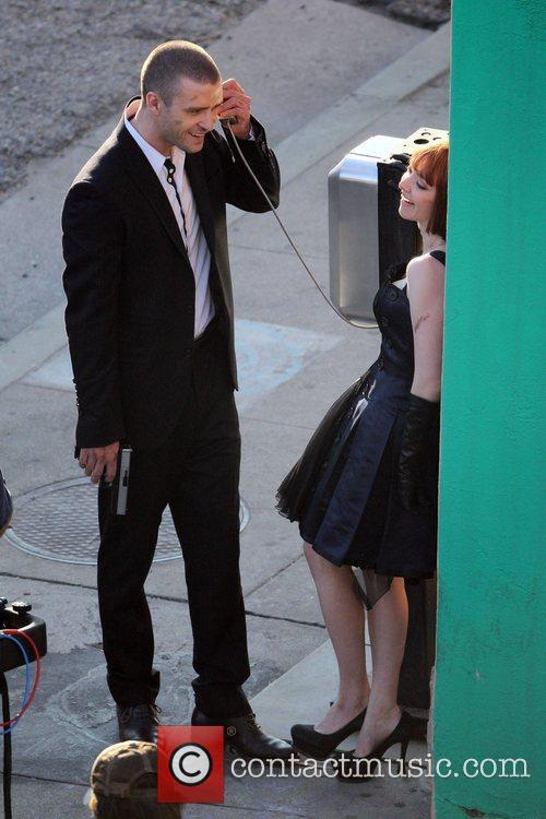 Justin Timberlake and Amanda Seyfried 24