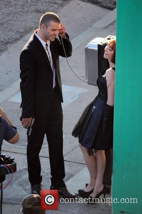 Justin Timberlake and Amanda Seyfried 38