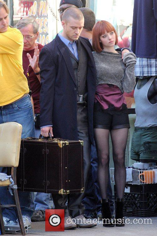 Justin Timberlake and Amanda Seyfried 8