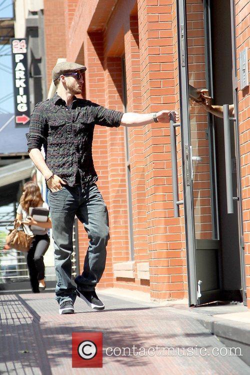 Justin Timberlake, Manhattan Hotel