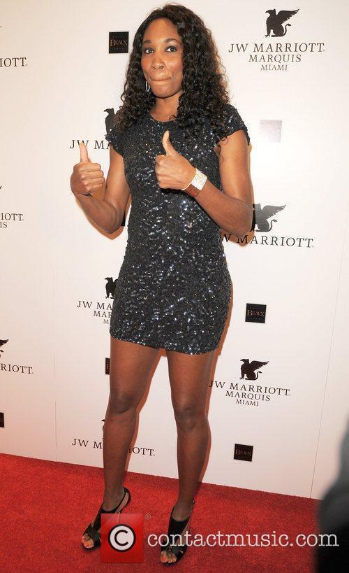 Venus Williams and Celebration 3