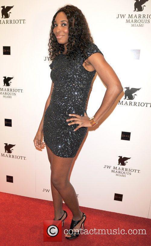 Venus Williams and Celebration 1