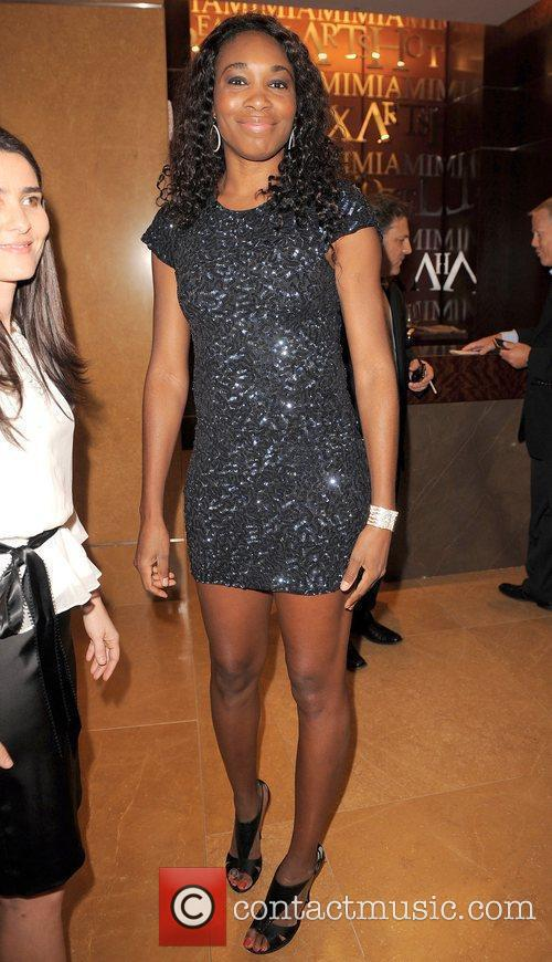 Venus Williams and Celebration 2