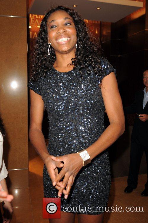 Venus Williams and Celebration 7
