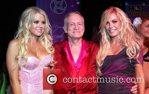 Anna Berglund, Hugh Hefner and Playboy 2