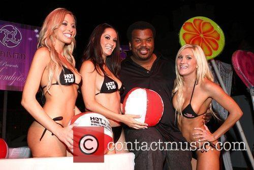 Craig Robinson and Guests The Karma Foundation and...