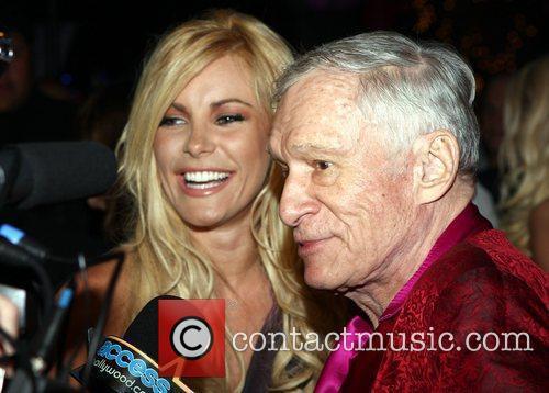 Crystal Harris and Playboy 2