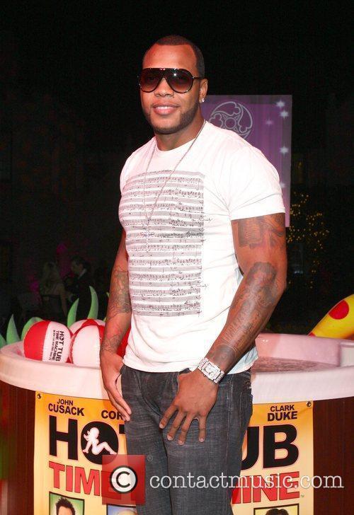 Flo Rida and Playboy 3