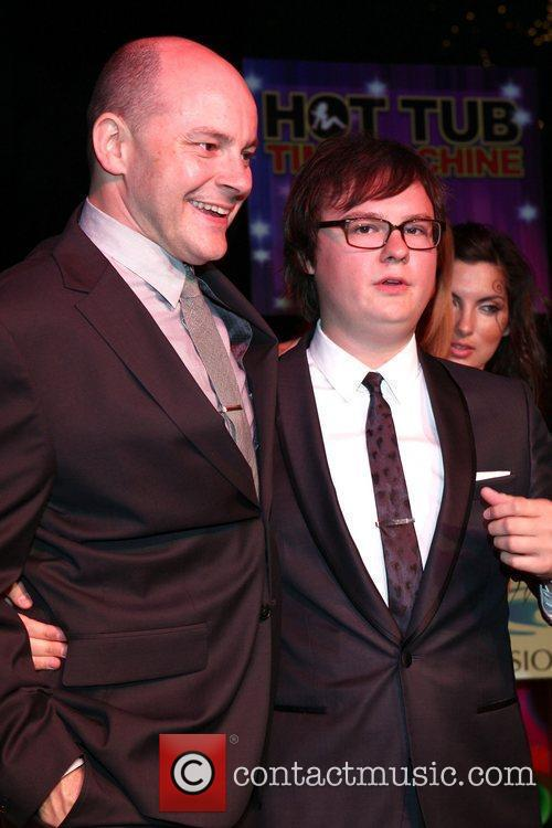Rob Corddry and Playboy 1
