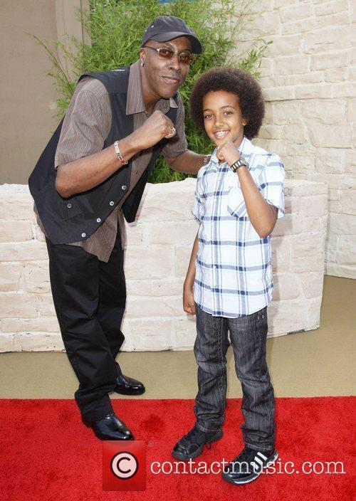 Arsenio Hall and Son Arsenio Jr 1