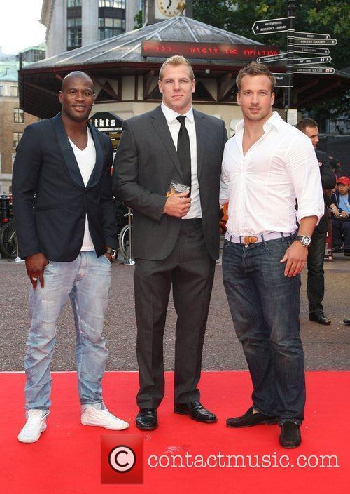 UK film premiere of Karate Kid held at...