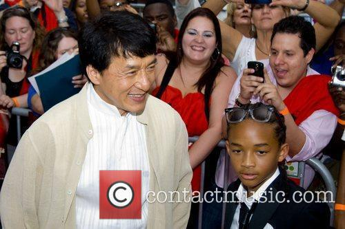 Jackie Chan and Jaden Smith 3
