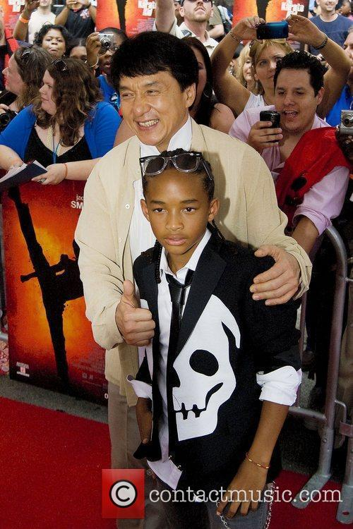 Jackie Chan and Jaden Smith 2