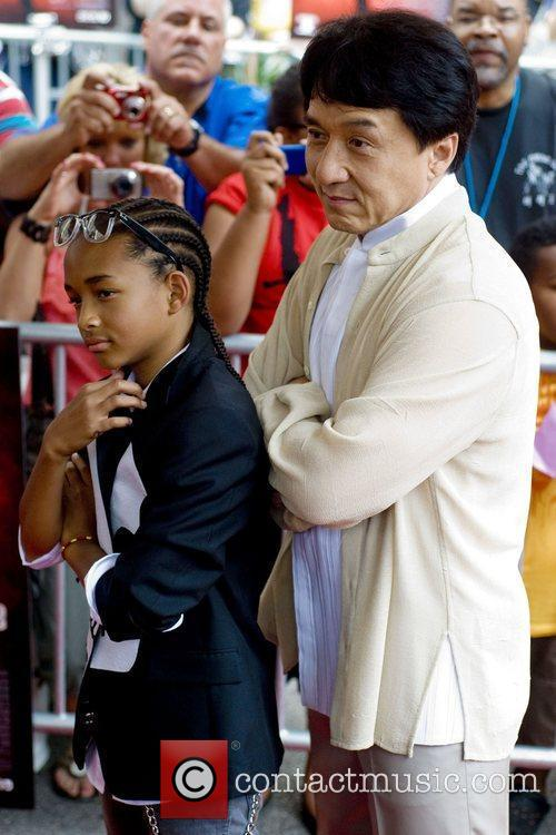 Jackie Chan and Jaden Smith 1