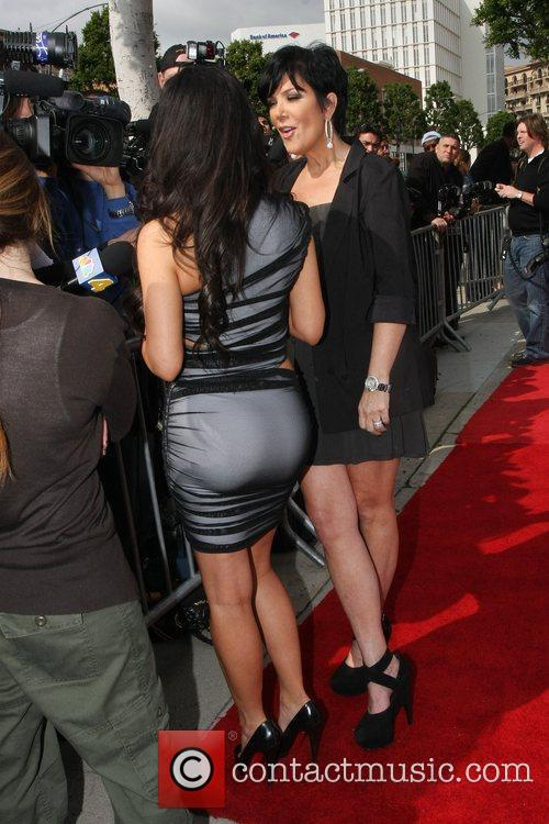 Kim Kardashian and Mom Kris Jenner 2