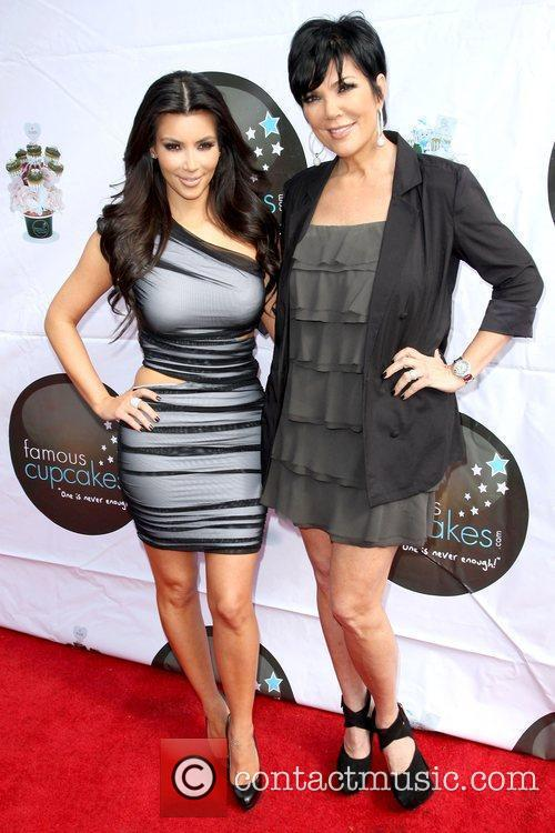 Kim Kardashian and Kris Jenner 10