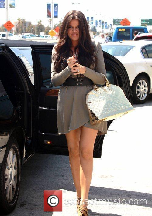 Arrives at Nordstrom in Newport Beach after flying...
