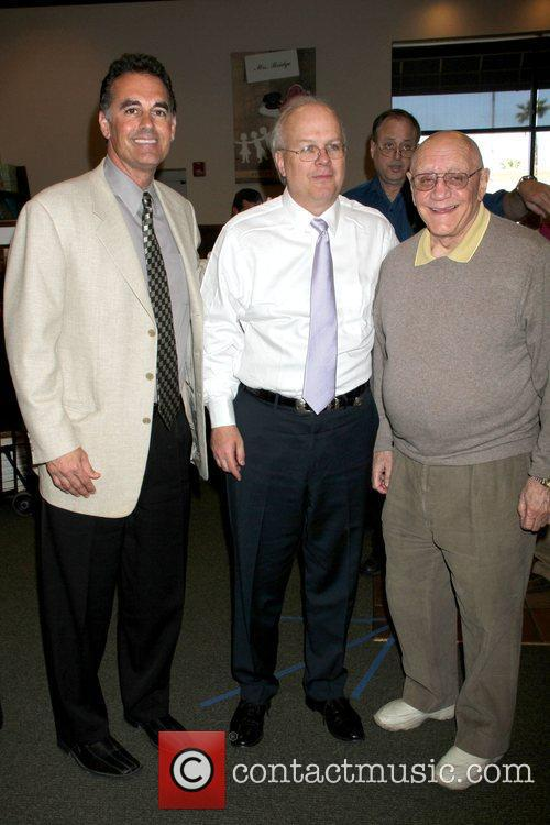 Danny Tarkanian, Karl Rove and Jerry Tarkanian Karl...
