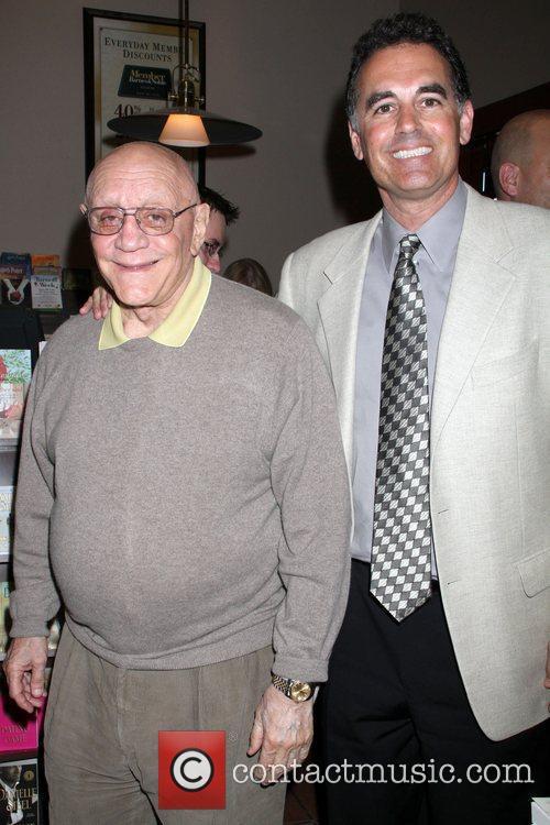 Jerry Tarkanian and Danny Tarkanian Karl Rove, Senior...