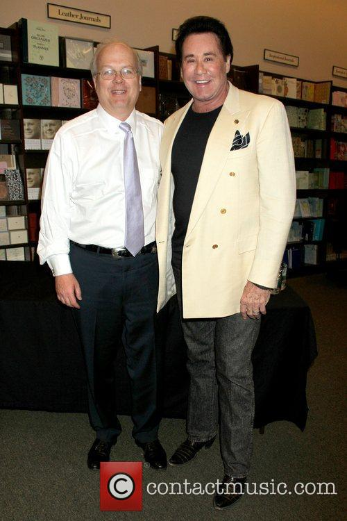 Karl Rove and Wayne Newton 2