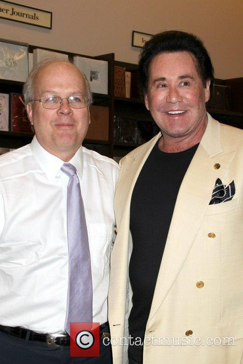 Karl Rove and Wayne Newton 3