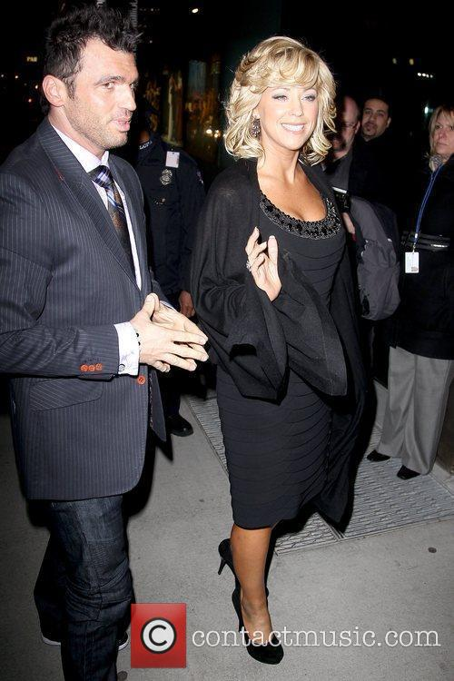 Kate Gosselin with her 'Dancing with the Stars'...