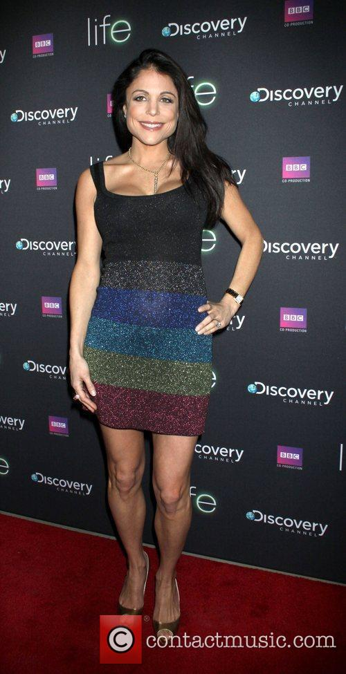 Bethenny Frankel Premiere of Discovery Channel's 'Life' at...
